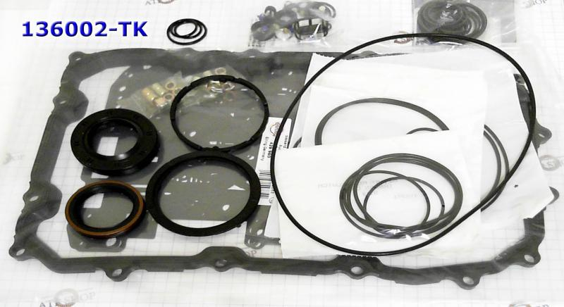 Ремкомплект\ Оверол кит\ Overhaul Kit) TR60SN/09D Touareg, Phaeton 2003-Up TRANSTEC