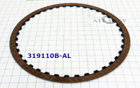 Фрикционный Диск, Friction plate, reverse brake (B1) (40 t.) RE5R05A/JR710E/5EAT