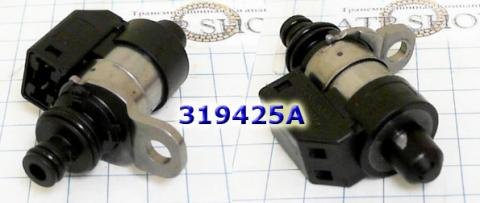 Соленоид-электрорегулятор, Solenoid (PWM), RE5R05A Input Clutch/ Direct Clutch/ High-Low Clutch (Маркировка #0260 130 030) 2002-Up